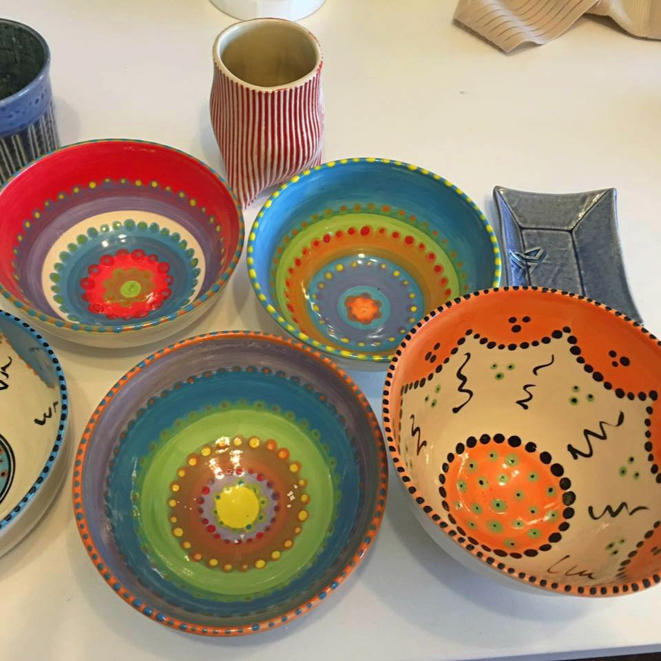 Di Stirling Pottery