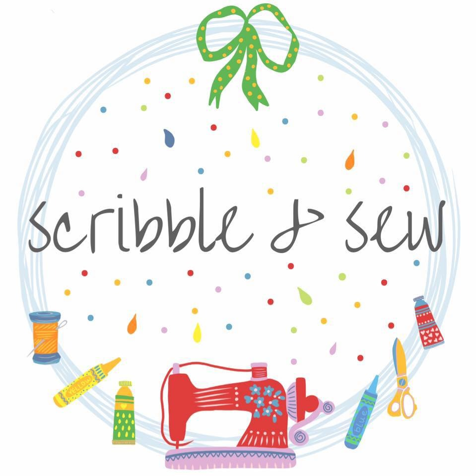 Scribble and Sew