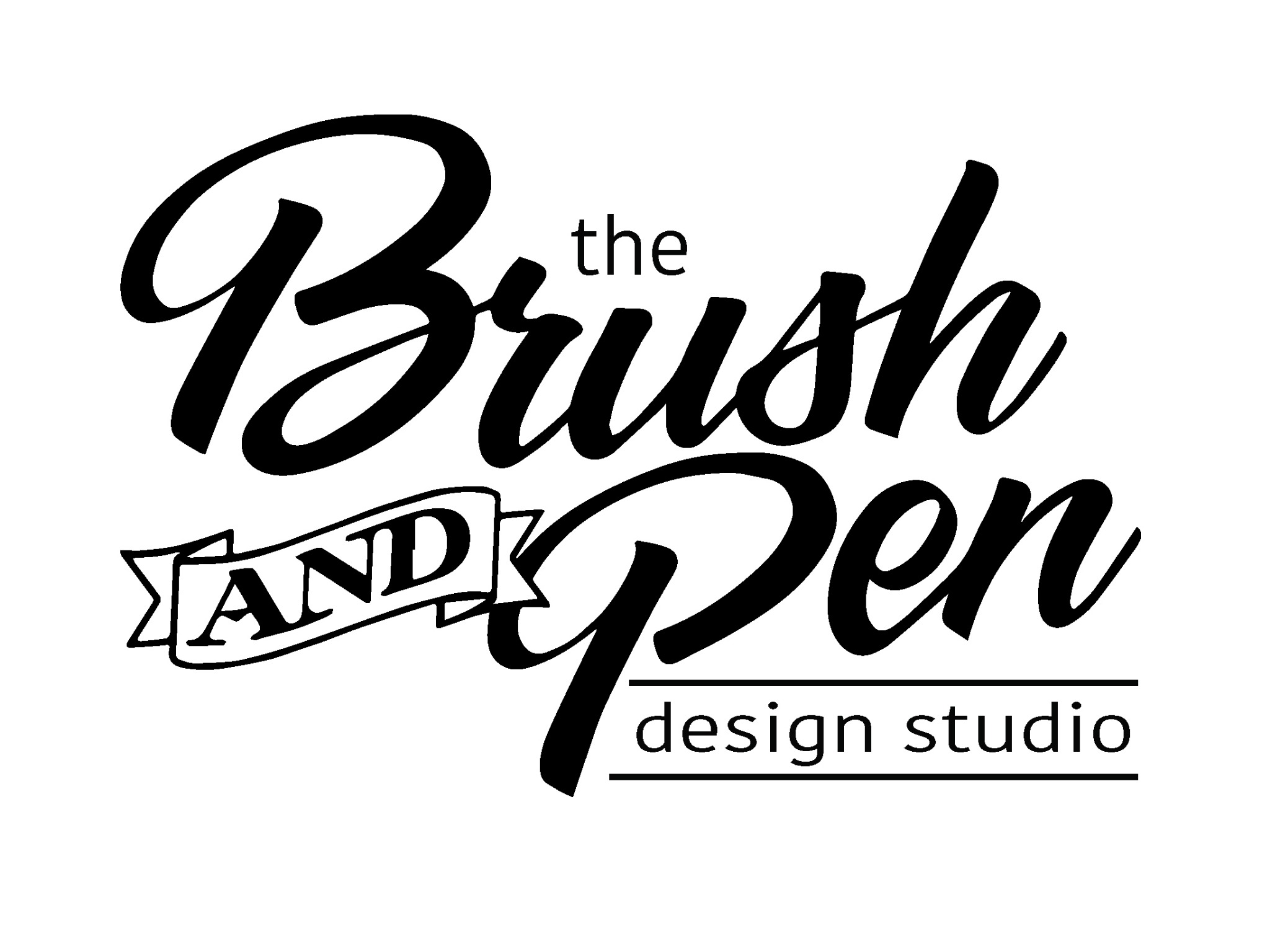 The Brush & Pen Design Studio