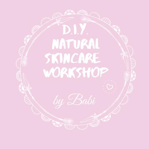 DIY Natural Skincare Workshops