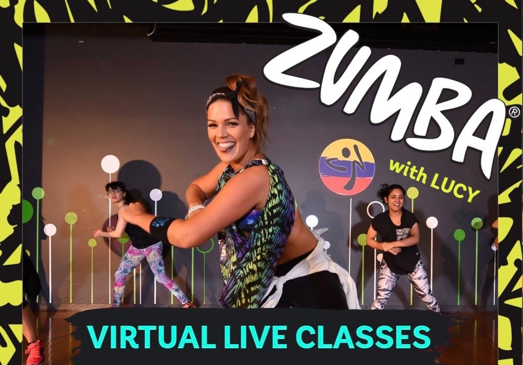 Zumba with Lucy