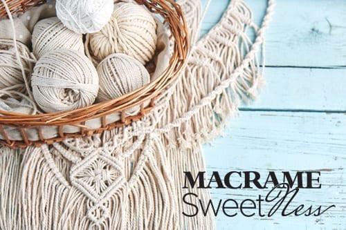 Macrame SweetNess