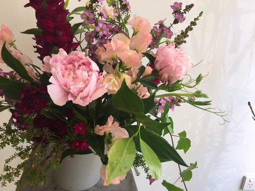 Floristry for Beginners with Azumi - 4 week course