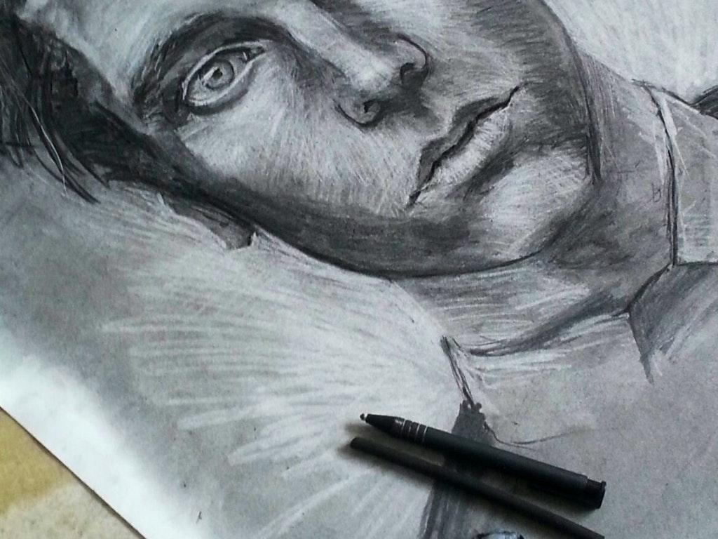 Shay Portrait workshop