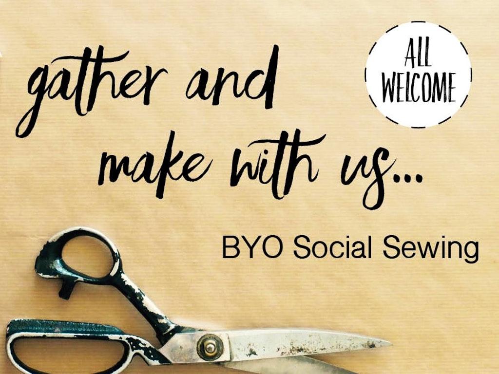 Social Sewing