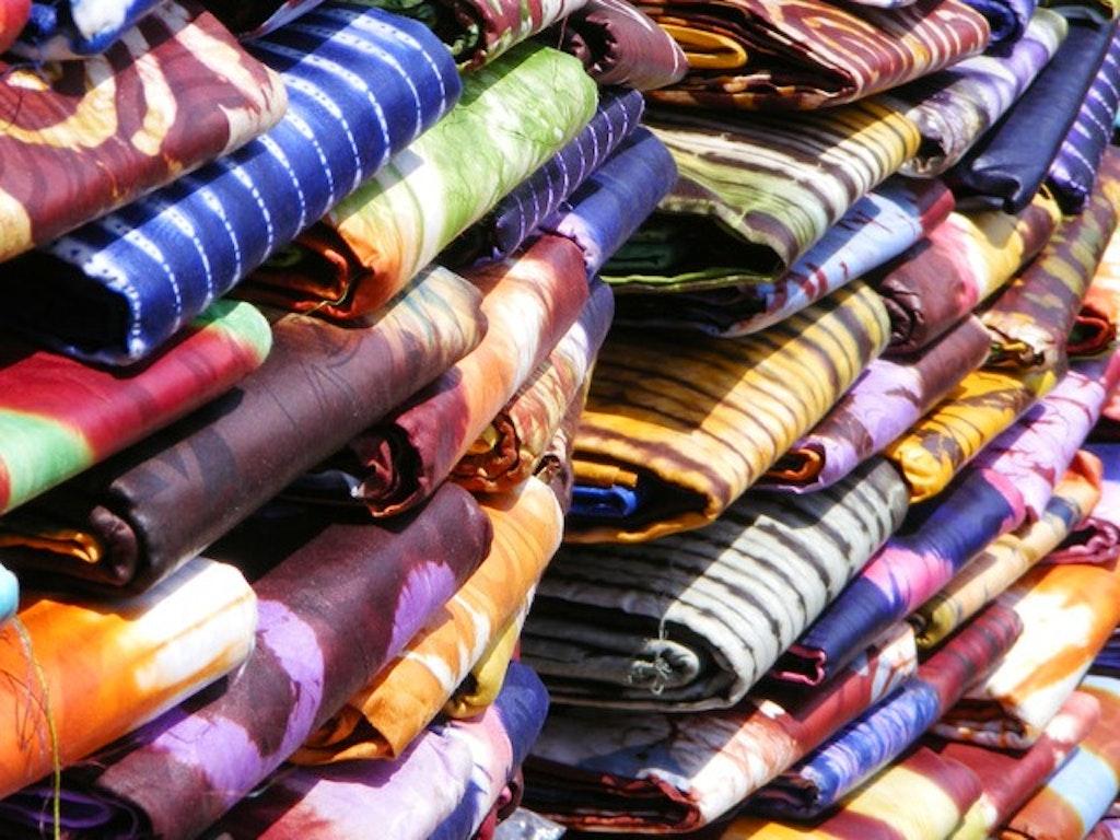fabric pile 1
