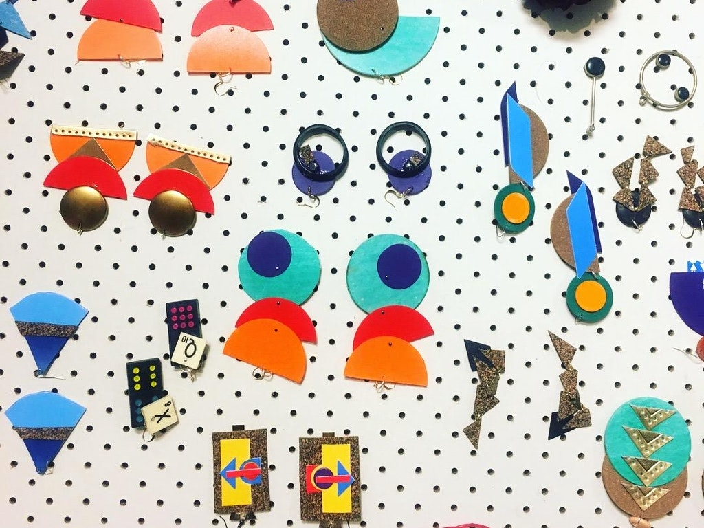 Pop Jewellery workshop