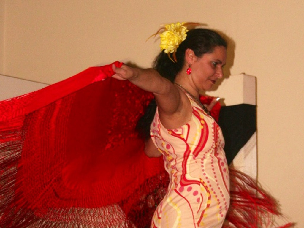 Flamenco Bel Bata in Studio