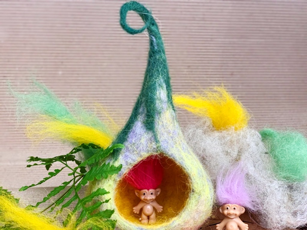 felted-pod
