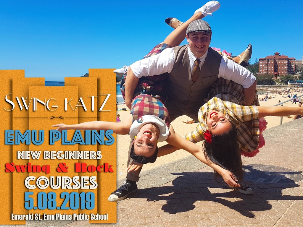 Emu Plains Beginners Swing and Lindy Hop Class