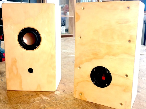 Speaker Building Workshop
