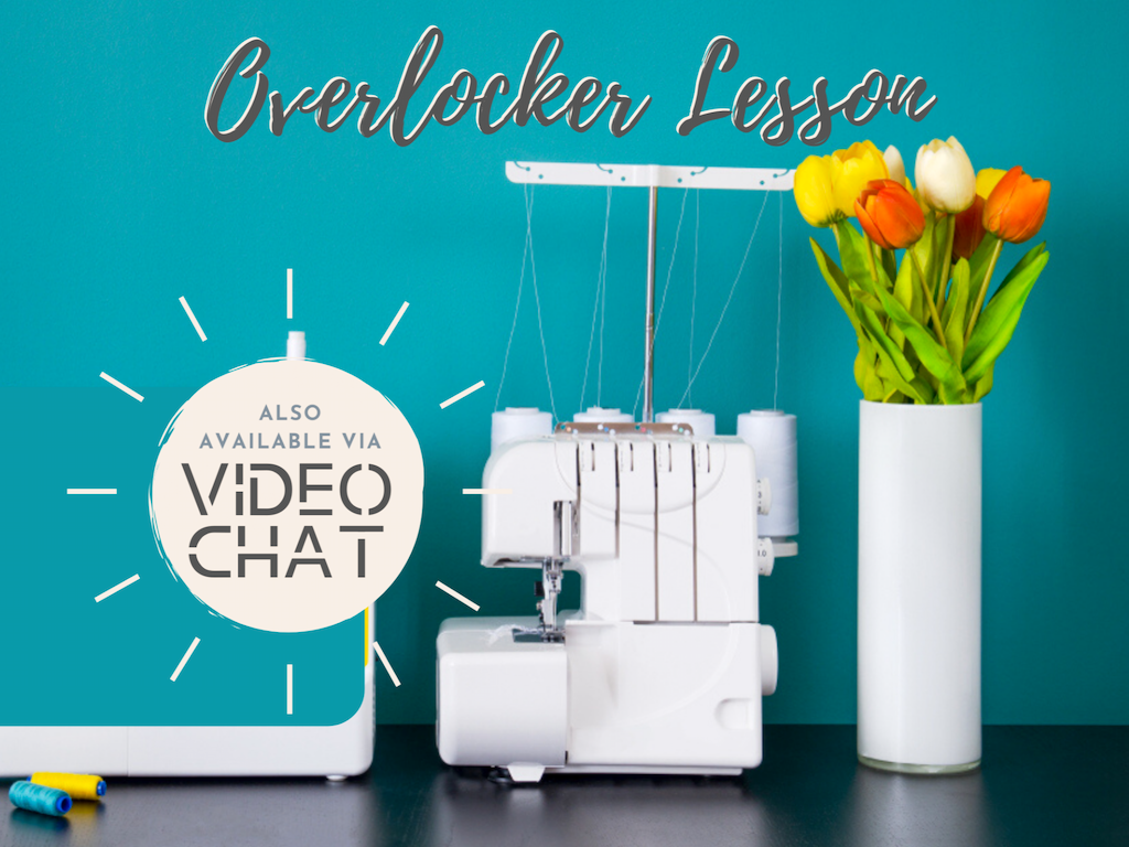 overlocker private lesson