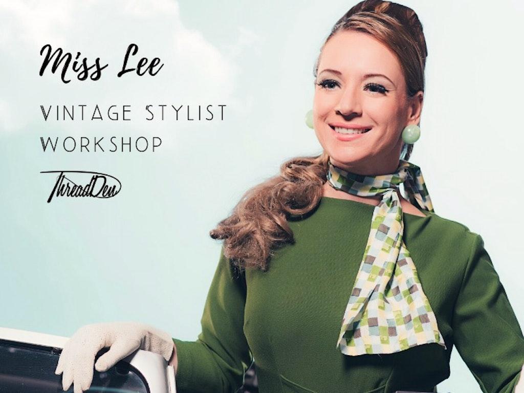Miss Lee Workshop Image