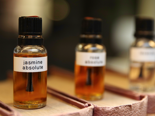 During a Perfume Playground experience, your unique objectives and story is transformed into irresistible layers of fine fragrance.