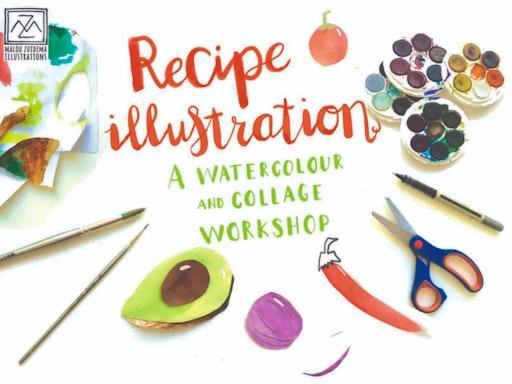 Recipe Illustration Workshop
