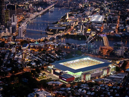 Suncorp Stadium Experience