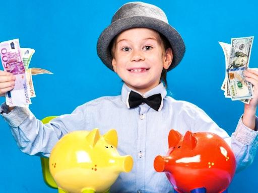 Kids & Money: Teaching Kids Good Money Habits