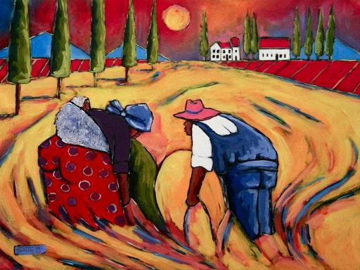 Harvest by Jonathan Madzinga