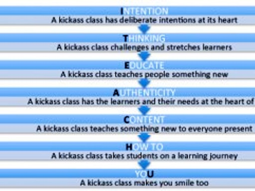 7 steps to becoming a kickass teacher