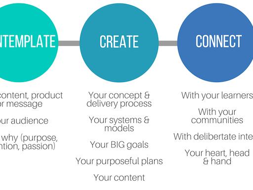 5C model for teaching impact