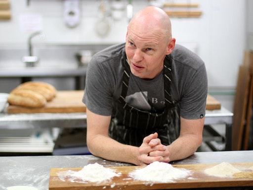 Michael Klausen of Brasserie Bread