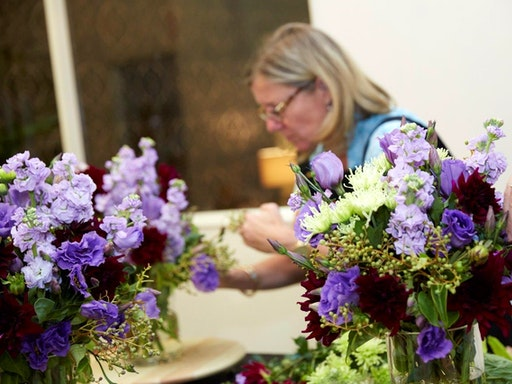 Beginners Guide to Floristry at Victoria Whitelaw Flower School