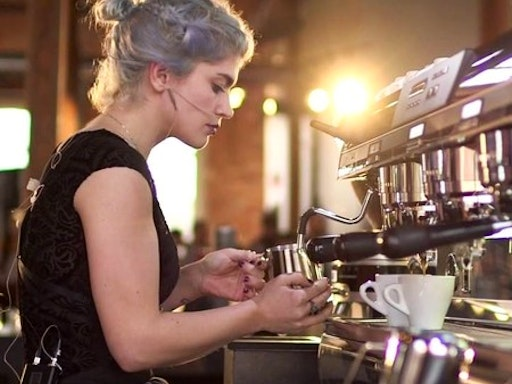 Get Accredited as a Barista