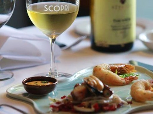 Winemaker's Dinners at Scopri by Fine Wine Appreciation (Photo Credit to Around You)