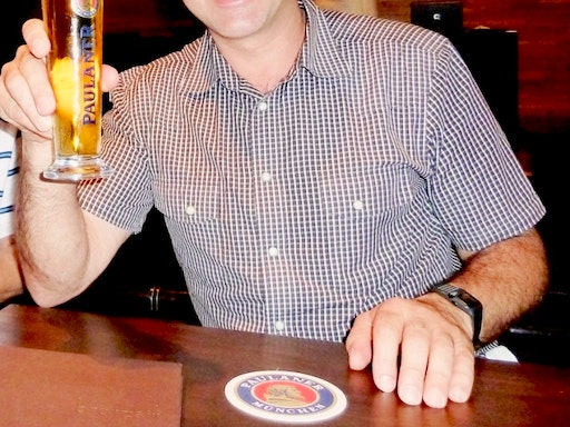 Vince Costanzo of Costanzo Brewing Consultants