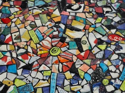 Tiles Gone Wild by  Artnest Pottery Atelier & Classes