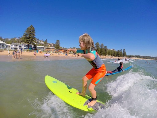 2-Day Surf Course with Central Coast Surf School