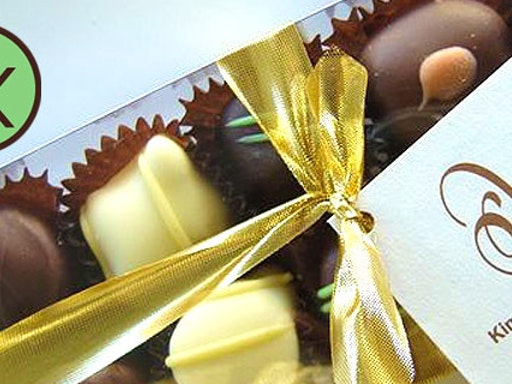 Luxury treats at Kimberley Chocolates