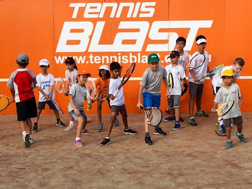 3-Day Junior Holiday Camp at Tennis Blast Academy (Ages 5-8)