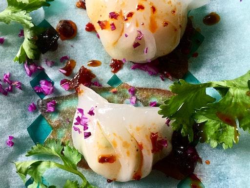 Seafood Dumpling Mania Workshop with Dumpling Mania