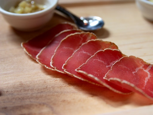Curing Master Class For Duck Prosciutto, Bresaola & Capocollo at The Artisan's Bottega (Photo Credit: Pairs Well with Food)