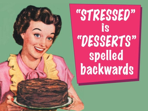 Help Mom de-stress with desserts