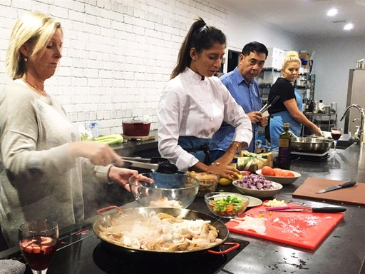 Cooking Classes & South Melbourne Market Visit with Hola Con Lola