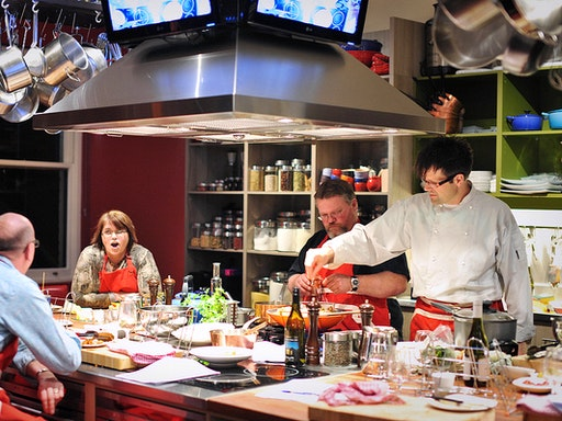 Tapas, Paellas And Churros with Trupp Cooking School