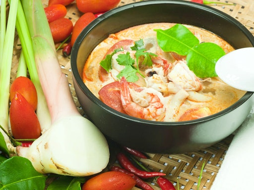 Thai Cooking with Foodie Trails (Photo Via Phuket.com)