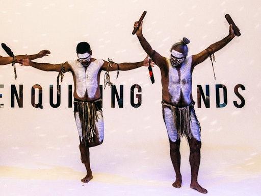 Enquiring Minds: Aboriginal Australian Sensory Experience Event