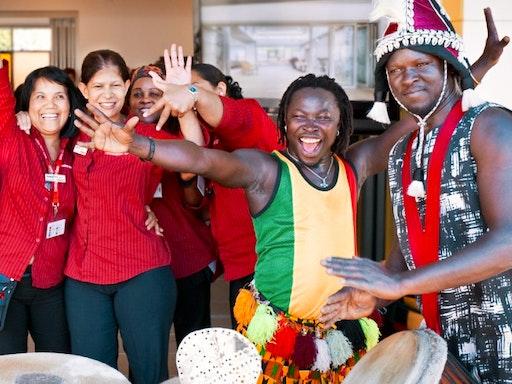 Beginners African Drumming Classes