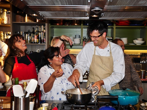 Chef @ Home Cooking Course with Trupp Cooking School
