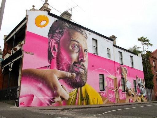 Walk to Art - Fitzroy + Collingwood