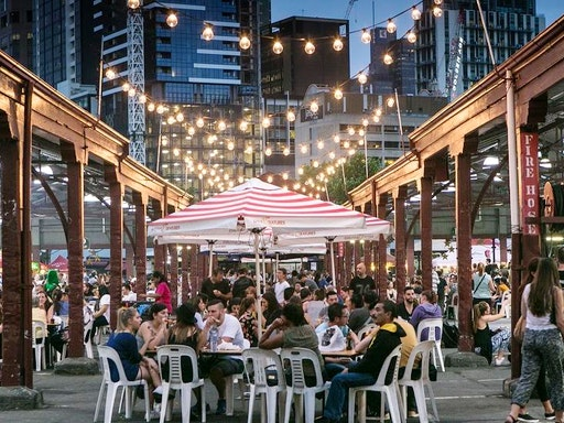 The Melbourne Food Lovers Tour for Sunrise Cambodia (Photo Credit: The Herald Sun)