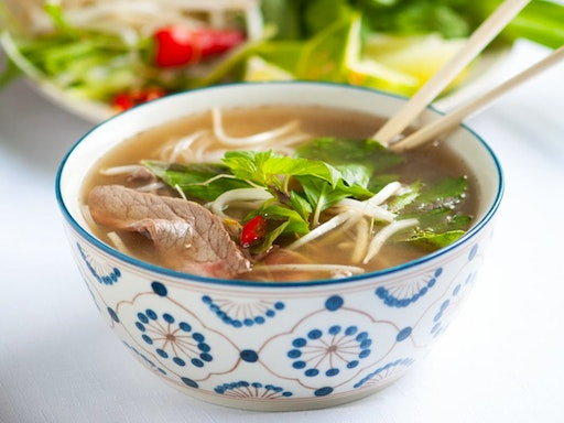 Pho Tastic: Vietnamese Cuisine Cooking at Celebration Cooking with Jessica Pedemont