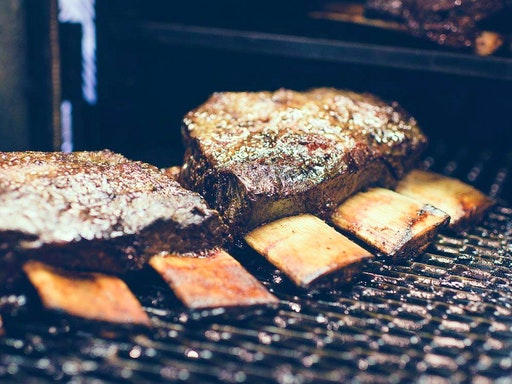 How to Be a BBQ Legend! at Work-Shop