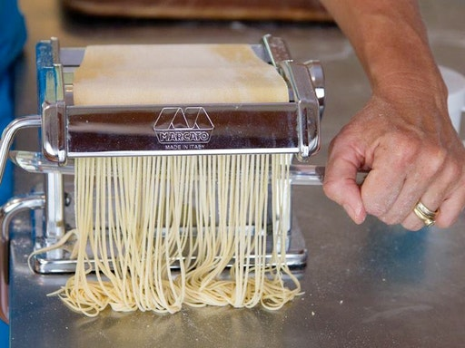 Pasta Making and Italian Sauces at life's a feast