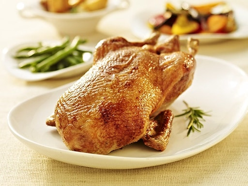 A Luv-a-Duck class means you have fun while we take the mystery out of cooking duck