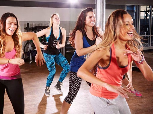 Zumba Fitness with Nat & De
