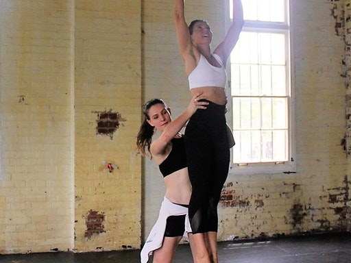 Circus Bootcamp Tuesdays at Vulcana Women's Circus